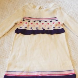 Brand new children's place sweater dress